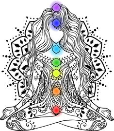 HEART Blockage can show itself as immune system, lung and heart problems, or manifest as inhumanity, lack of compassion or UNPRINCIPLED behavior. 7 Chakras, Sacral Chakra, Chakra Healing, Namaste Tattoo, Namaste Art, Chakra Locations, Tattoo Mama, Chakra Tattoo, Reiki