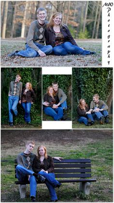 Amy& Peter Couple photoshoot in the park; very relaxed MW Photography   I love Photography! Check out my facebook page, send me an email, and lets get to know each other! https://www.facebook.com/mwphotographymn