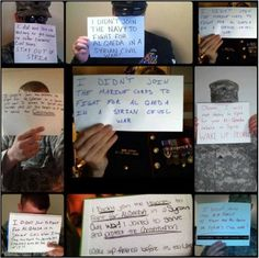 Our soldiers don't want to fight a civil war in #Syria!! Support Our Troops - #NoWarWithSyria #Ididntjoin