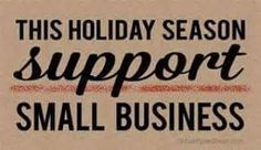 I know we all have our brands that we love I get it. But I am sincerely asking that you would consider supporting small businesses this holiday season. When you support small businesses you are supporting someone's dream. That business owner believed in their dream so much that they stepped out on #faith to pursue it. They endure many long hours dedicated to putting in the work. Their business may not be a  success but you have to admire their tenacity to keep pushing and not give up on…
