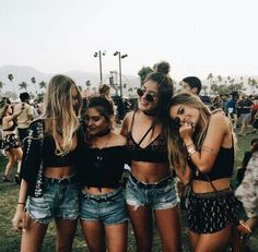 One day. I'm going to go to Coachella with my sister and my best friends. One day. •K