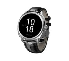 Omate Roma Smartwatch, Bluetooth, Digital Watch, Android, It Is Finished, Watches, Band, Texts, Silver