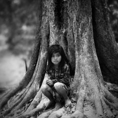 Little girl from Cambodia