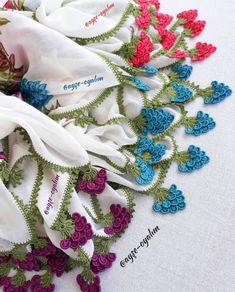 Ayşegül Hanım'ın Şahane Tığ İşi Oya Modelleri Instagram, Jewelry, Wedding, Templates, Needle Lace, Crocheted Lace, Black Scarves, Knitting, Sewing Patterns