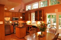 799 sq ft. small home with a very nice kitchen.  SmallHouseBliss