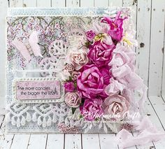 A Mermaids Crafts: Here's To Celebrating You for Wild Orchid Crafts
