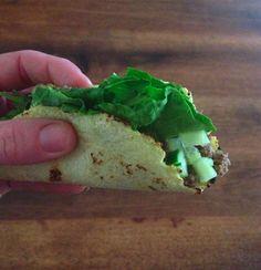 Paleo cauliflower tortillas   Enjoying Healthy Foods