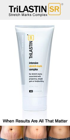 TriLASTIN-SR Stretch Mark Cream - sadly, I need this
