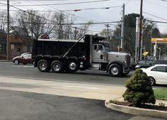Peterbilt Dump Trucks, Peterbilt 379, Tow Truck, Big Trucks, Big Ride, Logging Equipment, Heavy Construction Equipment, Buses, Trailers