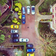 Above me. #2016 #london #mavicpro #buildings #selfie #drone #mavic #december