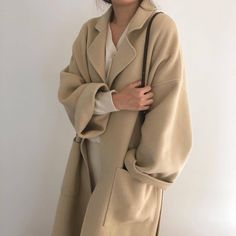 Discover recipes, home ideas, style inspiration and other ideas to try. Korean Aesthetic, Beige Aesthetic, Aesthetic Fashion, Aesthetic Clothes, Japanese Aesthetic, Modest Fashion, Hijab Fashion, Fashion Outfits, Fashion 2018