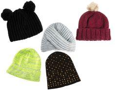 Sombreros de lana, complementos perfectos para los lugares donde las bajas temperaturas continúan en Enero!