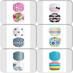 http://confetti.jamberrynails.net Jamberry wraps for the little girls in your life.