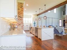 modern farmhouse plan 62544dj comes to life in mississippi new
