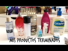 ♡MIS PRODUCTOS TERMINADOS♡ Makeuplover67