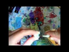 ▶ How to Make Beads from Aluminium Foil - YouTube