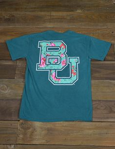 aa6cafa0cd2 Brand new Baylor University t-shirts just in time for Summer! Show your  school