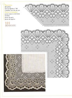 Labores Bolillos 33 - Victoria sánchez ibáñez - Álbumes web de Picasa