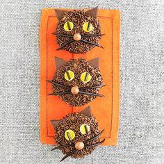 Halloween Cupcake Decorating-cute
