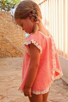 DRESSING IVANA (AND SOFIA): Verano cálido