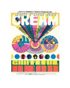 Cream & Grateful Dead 1968