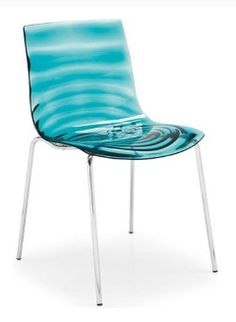 water themed crafts part 5 - L'Eau chair