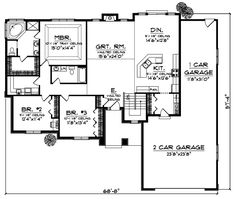 ... Ranch And Farm House Plans Together With Decks Porches Further Unique  Affordable House Design As Well ...