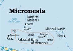 federated states of micronesia - Google Search