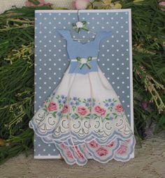 Floral Hanky Dress