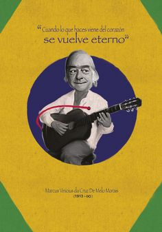 Homenaje a Vinicius de Moraes Gonzalo Avilés. México BICeBé 2013®
