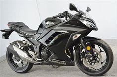 2013 #Kawasaki Ninja 300 EX300 Motorcycle