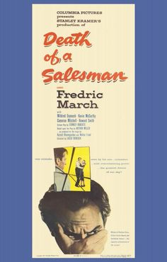 Death of a Salesman 11x17 Movie Poster (1951)