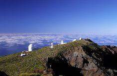 El cielo nocturno de La Palma es una buena razón para venir a la isla