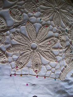 tutorials for Irish/Russian crochet. Very visual, so useful even though in Russian