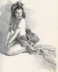 Dividing Vintage Moments : Andrew Loomis