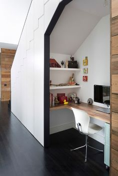 Unbelievable under stairs storage space solutions!