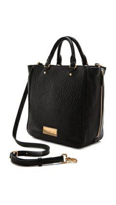 関税送料込み Prada Galleria Baby textured-leather tote