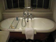 Love old bathtubs
