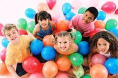 Aprenda organizar uma festa infantil.