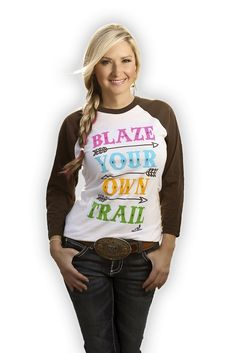 Ali Dee Collection - Blaze Your Own Trail, $40.00 (http://www.alideecollection.com/blaze-your-own-trail/)