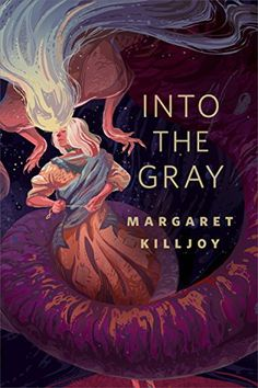 Into the Gray by Margaret Killjoy | reading, books, book covers, cover love, mermaids, mermen