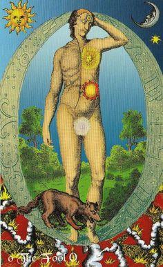 Tarot holy light