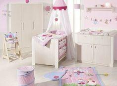 Kız Bebek Odası Modelleri Girls Pink Bedding, Baby Girl Bedding, Baby Girl Nursery Decor, Baby Boy Nurseries, Nursery Room, Baby Room, Nursery Ideas, Modern Baby Bedding, Custom Baby Bedding