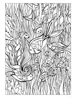 creativity coloring pages coloring panda adult coloring pages pinterest panda creativity and adult coloring