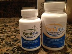 Both Fortifeye Super Omega and Fortifeye Focus work in harmony together to promote good eye and skin health.The omega 3 fatty acids help the carotenoids absorb more effectively. This combination is great for patients with dry eyes and macular degeneration. It is incredible for anyone at any age to improve the health of their skin and aid in slowing down the aging process. Many patients have reported dramatic improvements in the appearance of their skin and minimization of fine lines and…