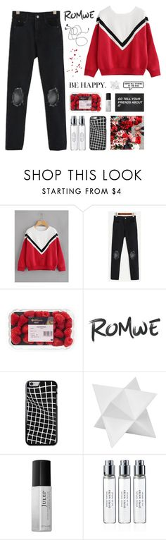 """""""WORD 'STRONG' RUNS IN YOUR VEINS."""" by gintare-13 ❤ liked on Polyvore featuring xO Design, Dot & Bo, Julep and Byredo"""
