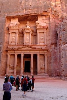 "The ancient city of Petra ��"" the ""treasure of Jordan"" ��"" is one of the seven wonders of the world. It is located two hours drive north of Aqaba.    Petra is an inheritance that has been left by the Nabataens who were brave warriors and industrious scabblers settled in southern Jordan more than 2000 years ago. Petra's peculiarity is its wonderful location,   in the heart of the desert. The city is located in the mountains   Price per person 195 $  Tour include  Transfer/local guide/lunch"