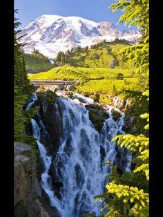 Mount Rainier (Tahoma)