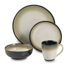 Tabletops Unlimited® Misto Dinnerware in Green Dinnerware ...