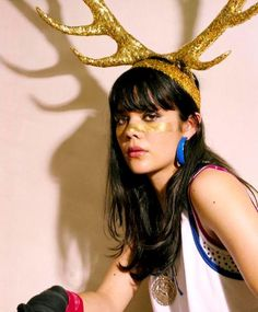 THE -FASHION AND I: Natasha Khan- Bat for Lashes